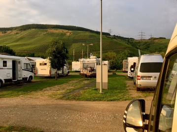 first campsite mosel