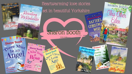 Heartwarming love stories set in beautiful Yorkshire