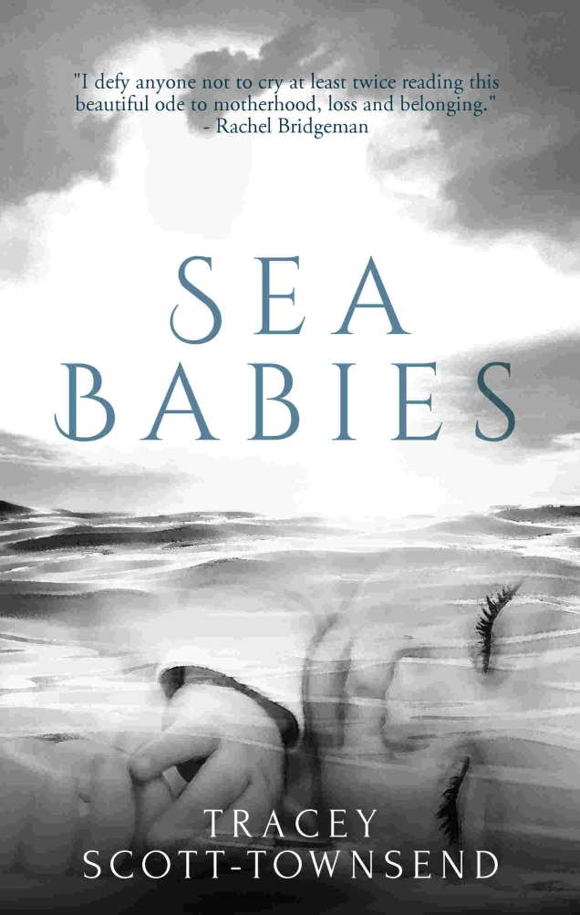 Sea Babies front Cover with quotes