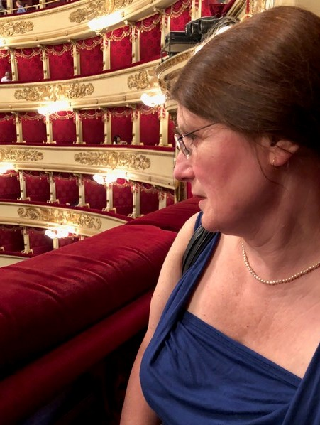 At La Scala